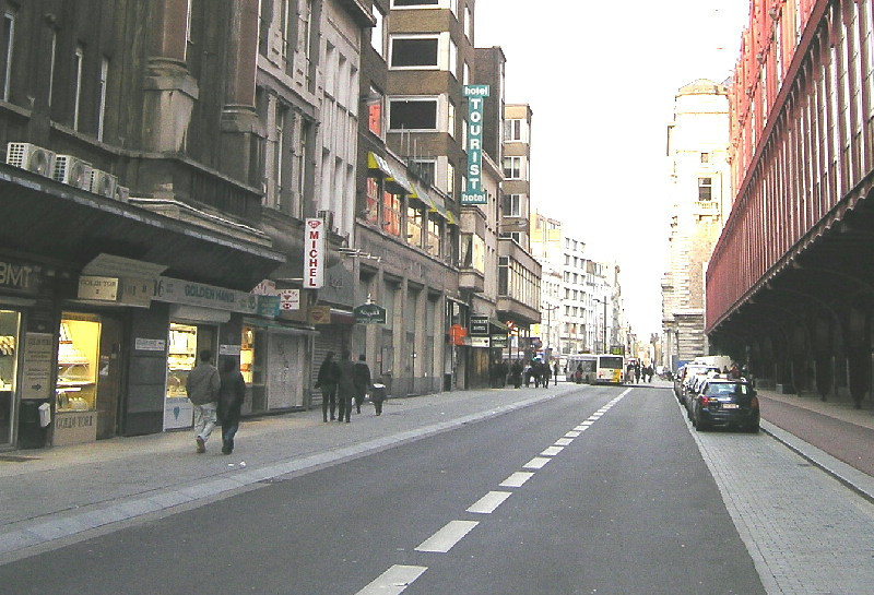 Pelikaanstraat, 2007