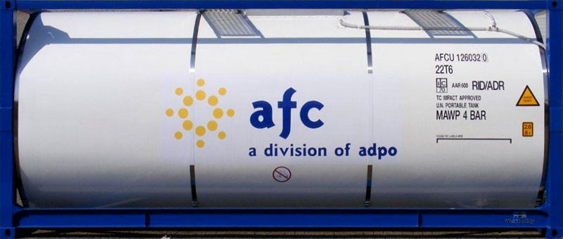 afc tank Enlarge (Photo Hans Tobbe)