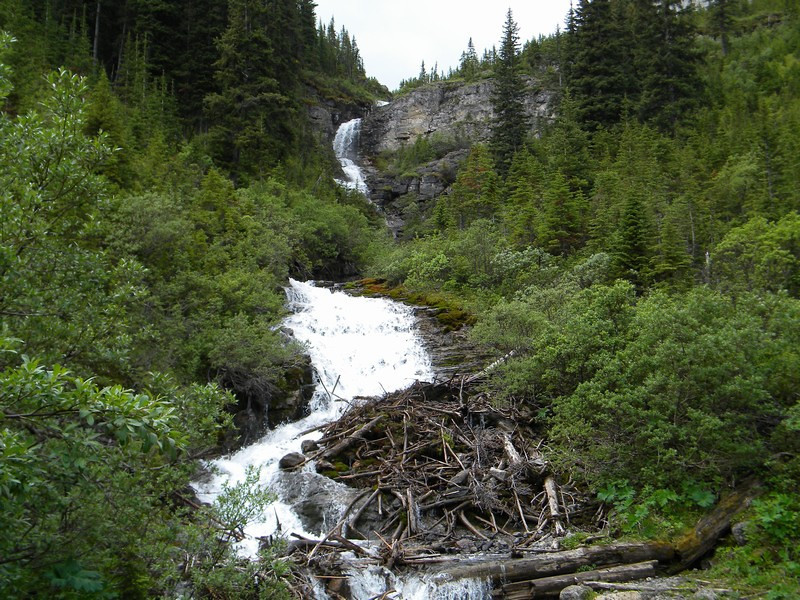 Banff NP, Bourgeau Lake Trail