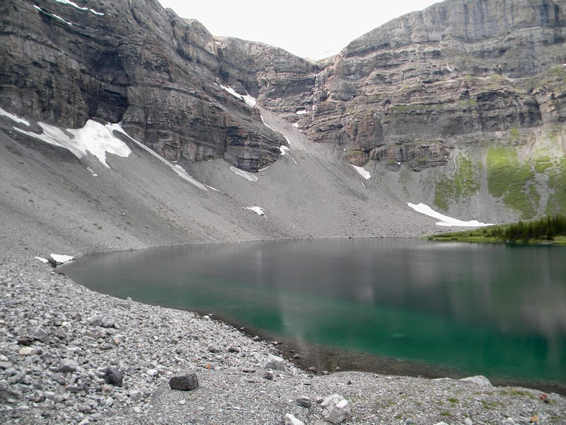 Banff NP, Bourgeau Lake